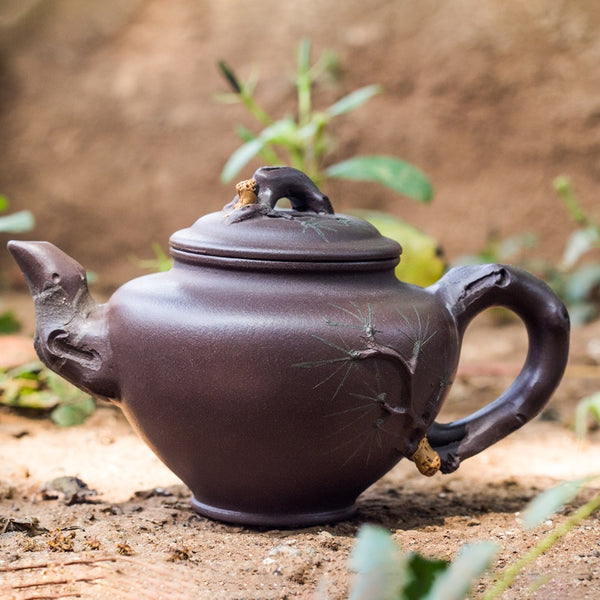 Rustic Musings Tea Pot