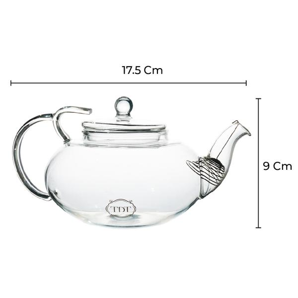Stirring Theory Tea Pot
