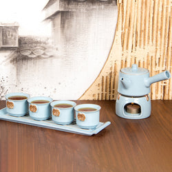 Yangste's Flow Tea Set