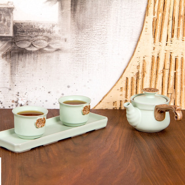 Qin's Sermon Tea Set