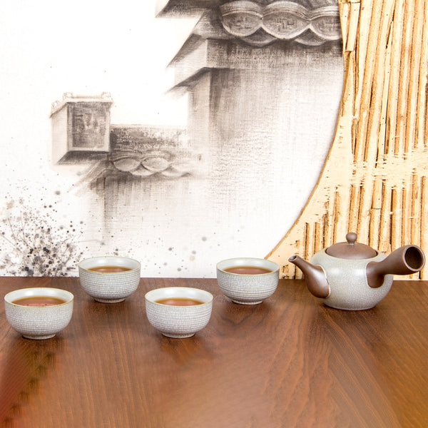 Sublime Servings Tea Set