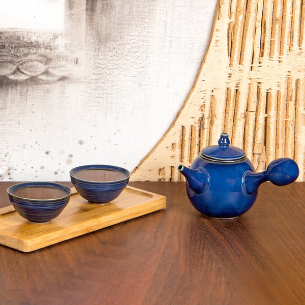Eastern Odyssey Tea Set