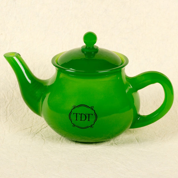 Emerald Field Tea Set