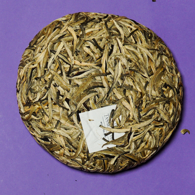 Chinese Fujian White Moon Cake Tea (75gms)