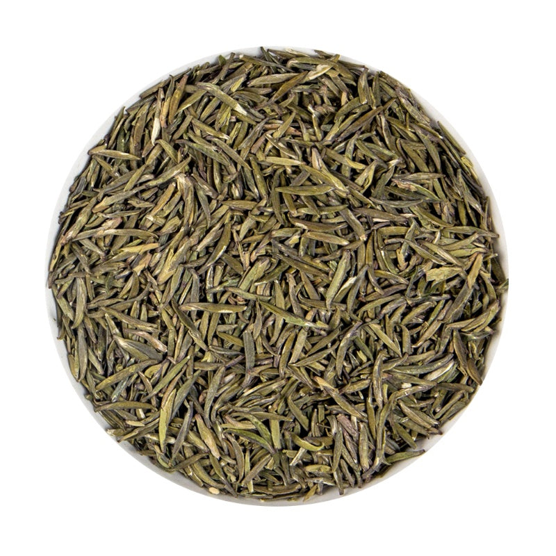 Chinese Yellow Bud - Platine loose leaf Tea tin, 75G