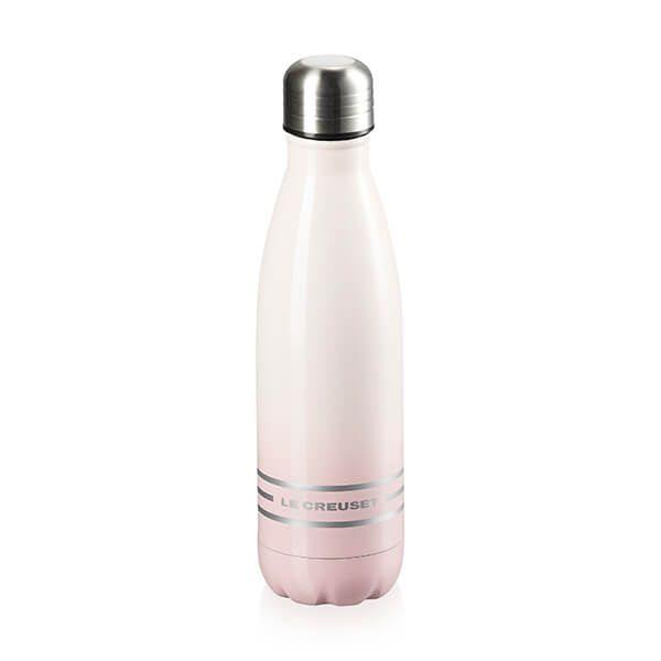 Le Creuset Hydration Bottle 500ml Shell Pink - Art of Living Cookshop