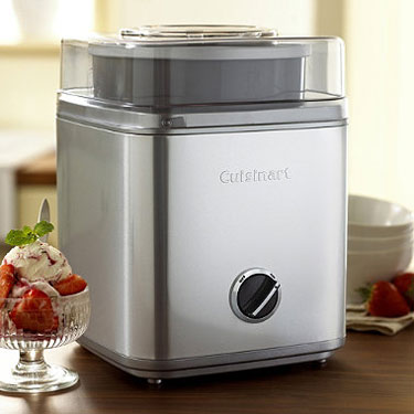 Cuisinart Ice Cream Maker Deluxe ICE30U - art-of-living-cookshop