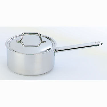 Demeyere Apollo Saucepan with Lid 22cm / 4.0L Stainless Steel - art-of-living-cookshop