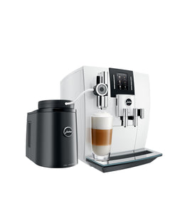 Jura J6 Coffee Maker White - art-of-living-cookshop