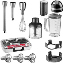 KitchenAid Artisan Cordless Stick Blender plus Accessories Candy Apple - art-of-living-cookshop