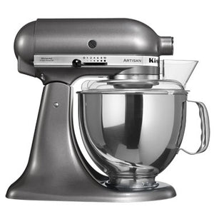 KitchenAid Artisan Stand Mixer Contour Silver - art-of-living-cookshop
