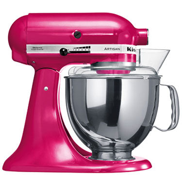 KitchenAid Artisan Stand Mixer Raspberry Ice - art-of-living-cookshop
