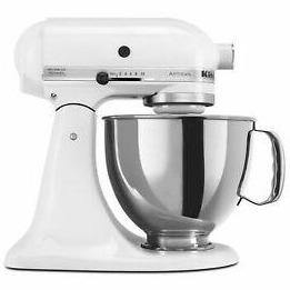 KitchenAid Artisan Stand Mixer 175 White