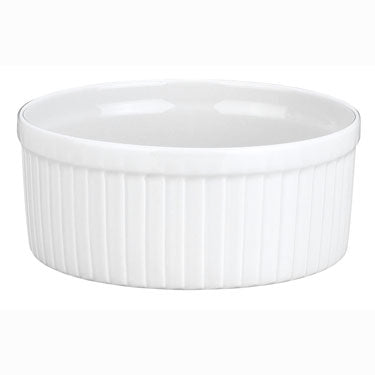 Pillivuyt Souffle Dish No.1 15.2 cm 90ml 34261116BL - art-of-living-cookshop