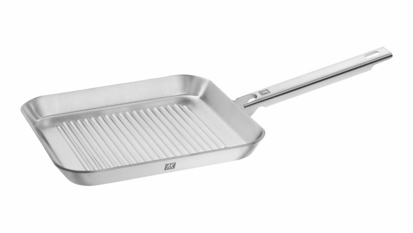 Zwilling Plus Square Grill Pan 24cm - art-of-living-cookshop