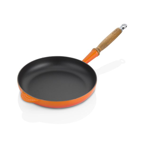 Le Creuset Cast Iron Classic Frying Pan