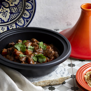 Slow Cooked Lamb & Apricot Tagine