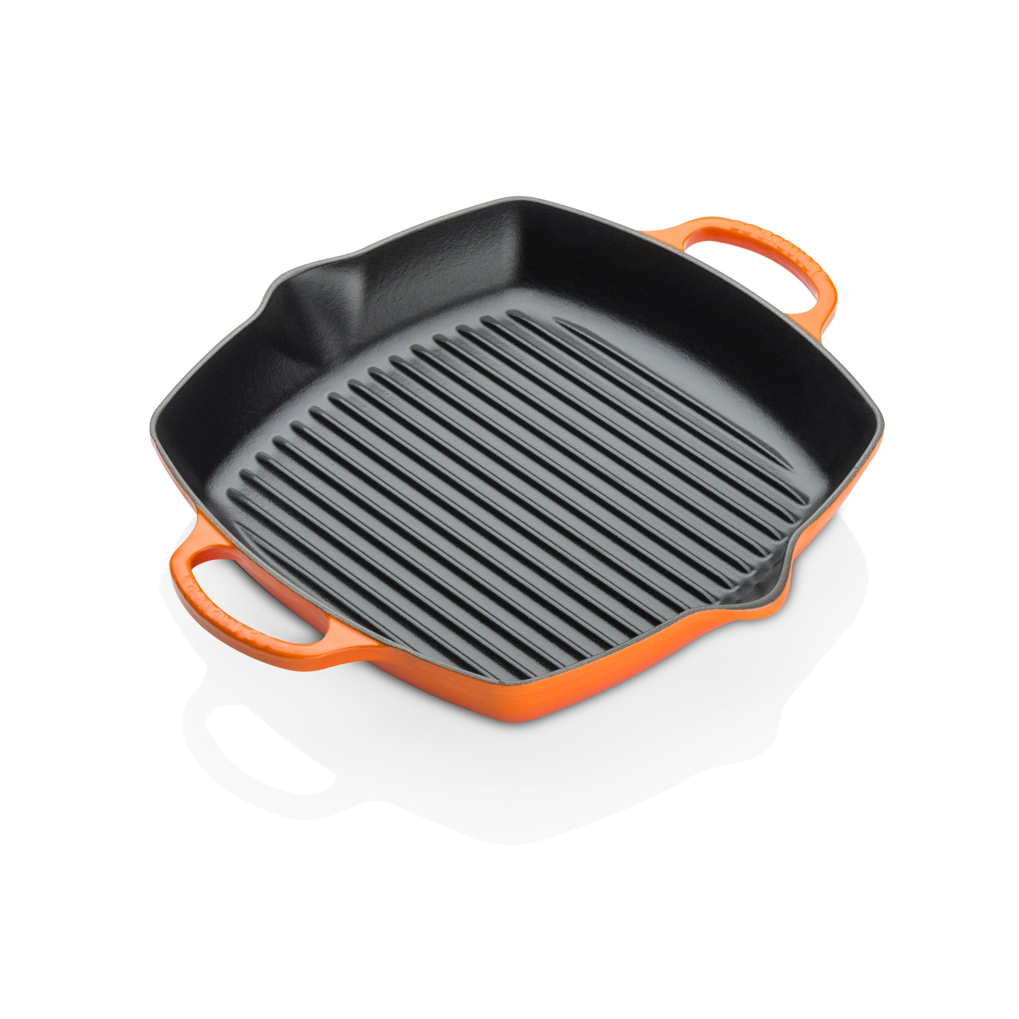Le Creuset Signature Cast Iron Deep Square Grill