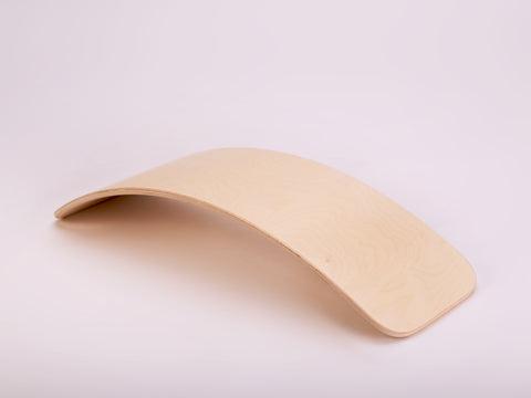 [Pre-Order - Early Sept] Kate Haa Original Gentle Curved Balance Board (Toddlers)