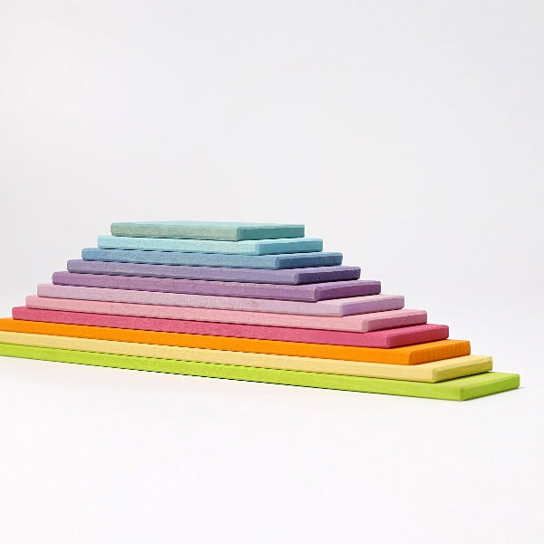 Grimm's | Building Boards - Pastel
