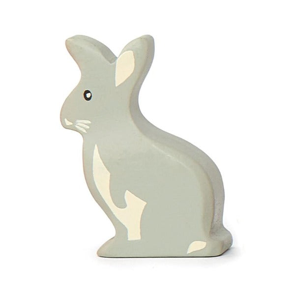 Tender Leaf Toys | Wooden Animals - Rabbit
