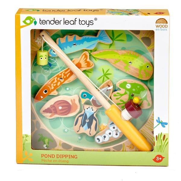 Tender Leaf Toys | Pond Dipping Game
