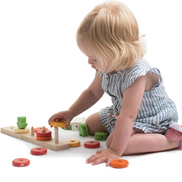 Tender Leaf Toys | Counting Carrots