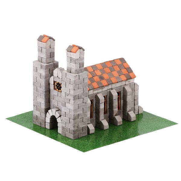 Mini Constructor Set - German Church - Alex and Moo