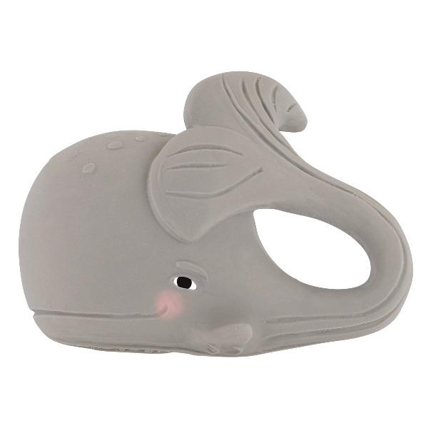 Hevea | Gorm The Whale Teething Toy - Alex and Moo