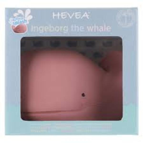Hevea | Ingeborg The Whale Bath Toy - Alex and Moo