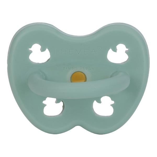 Hevea | Orthodontic Colour Pacifier/Dummy - 3-36 Months - Alex and Moo