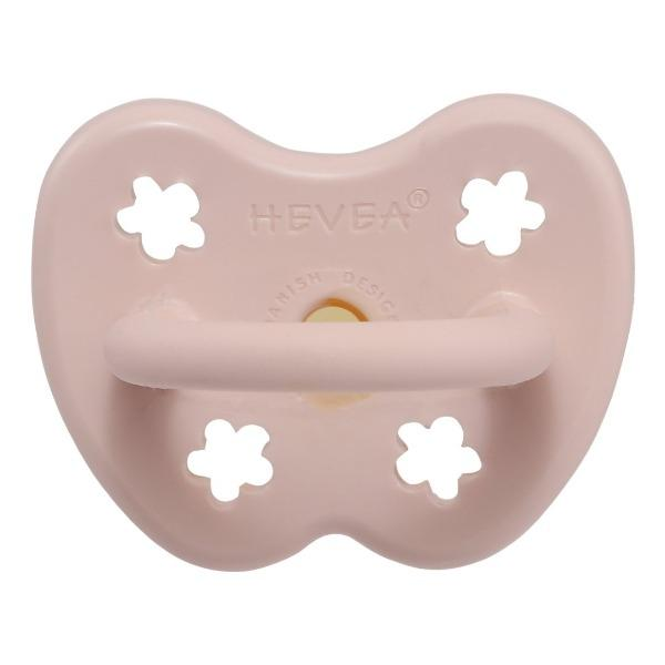 Hevea | Orthodontic Coloured Pacifier/Dummy - 0-3 Months - Alex and Moo