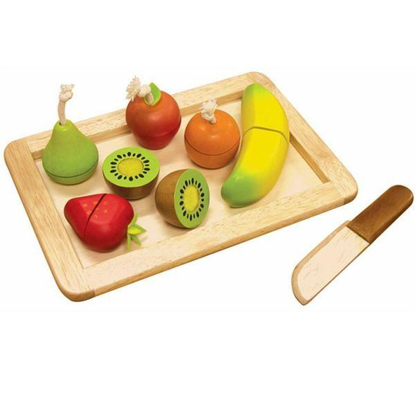 I'm Toy | Fruit Chopping Set - Alex and Moo