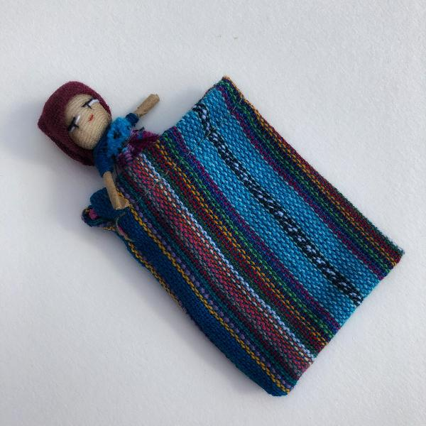 Worry Dolls - Alex and Moo