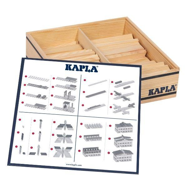 KAPLA | 100 Piece Set - Alex and Moo