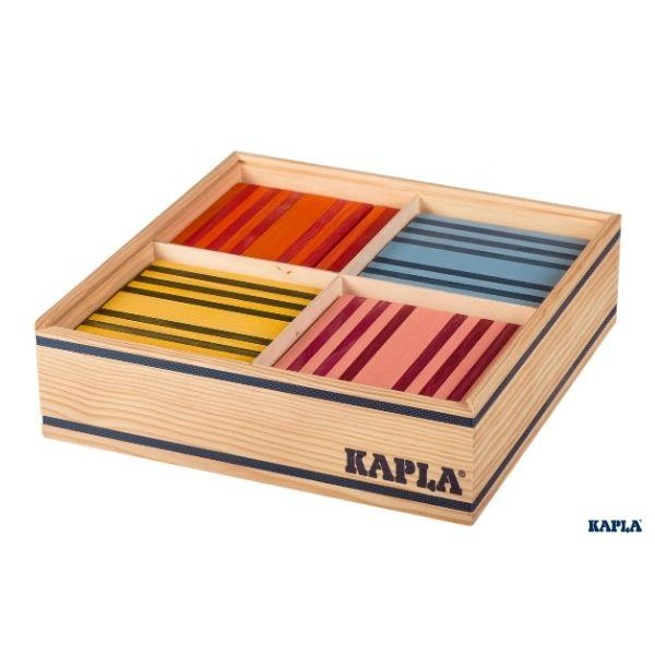 KAPLA | Octocolour 100 Piece Set - Alex and Moo