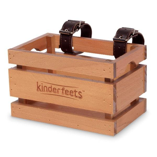 Kinderfeets | Bike Crate - Alex and Moo