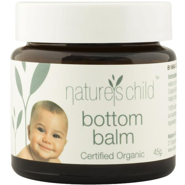 Nature's Child | Bottom Balm - Alex and Moo