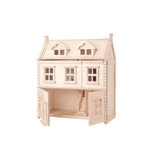 PlanToys | Victorian Dollhouse - Alex and Moo