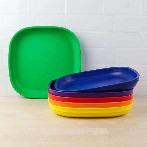 Re-Play | Large Flat Plate (6 Pack) - Alex and Moo