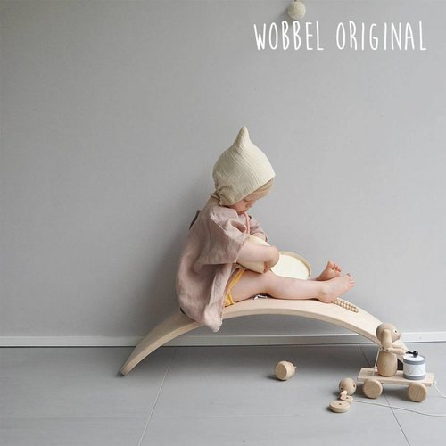Wobbel | Wobbel Board - Original Lacquered