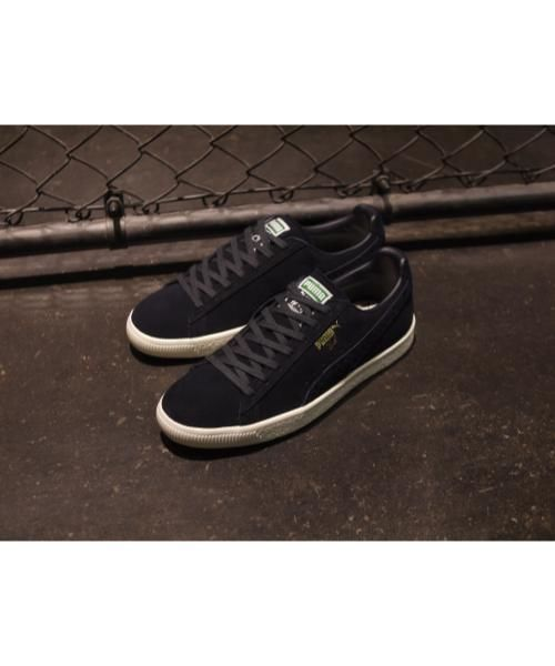 "Puma CLYDE FOR CLUCT MITA ""CLUCT x mita sneakers"" 明日発売開始"