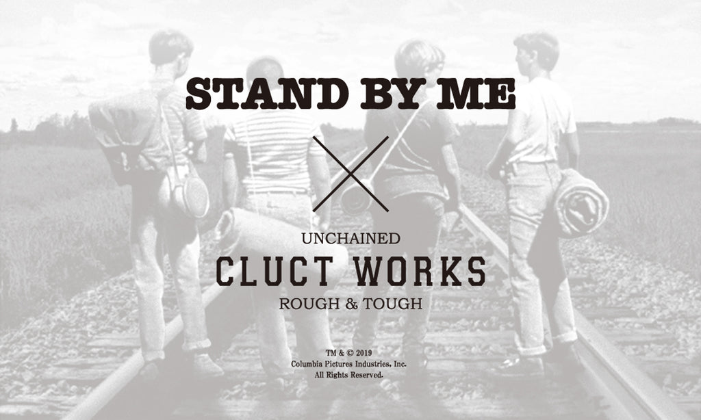 CLUCT × STAND BY ME<br>Special Collaboration