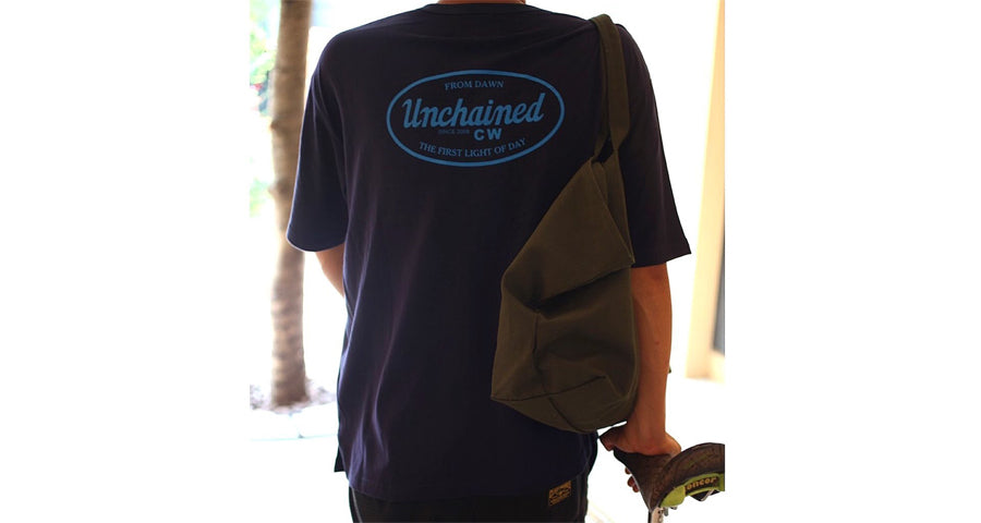 ITEM PICK UP_#03004 BIG TEE UNCHAINED