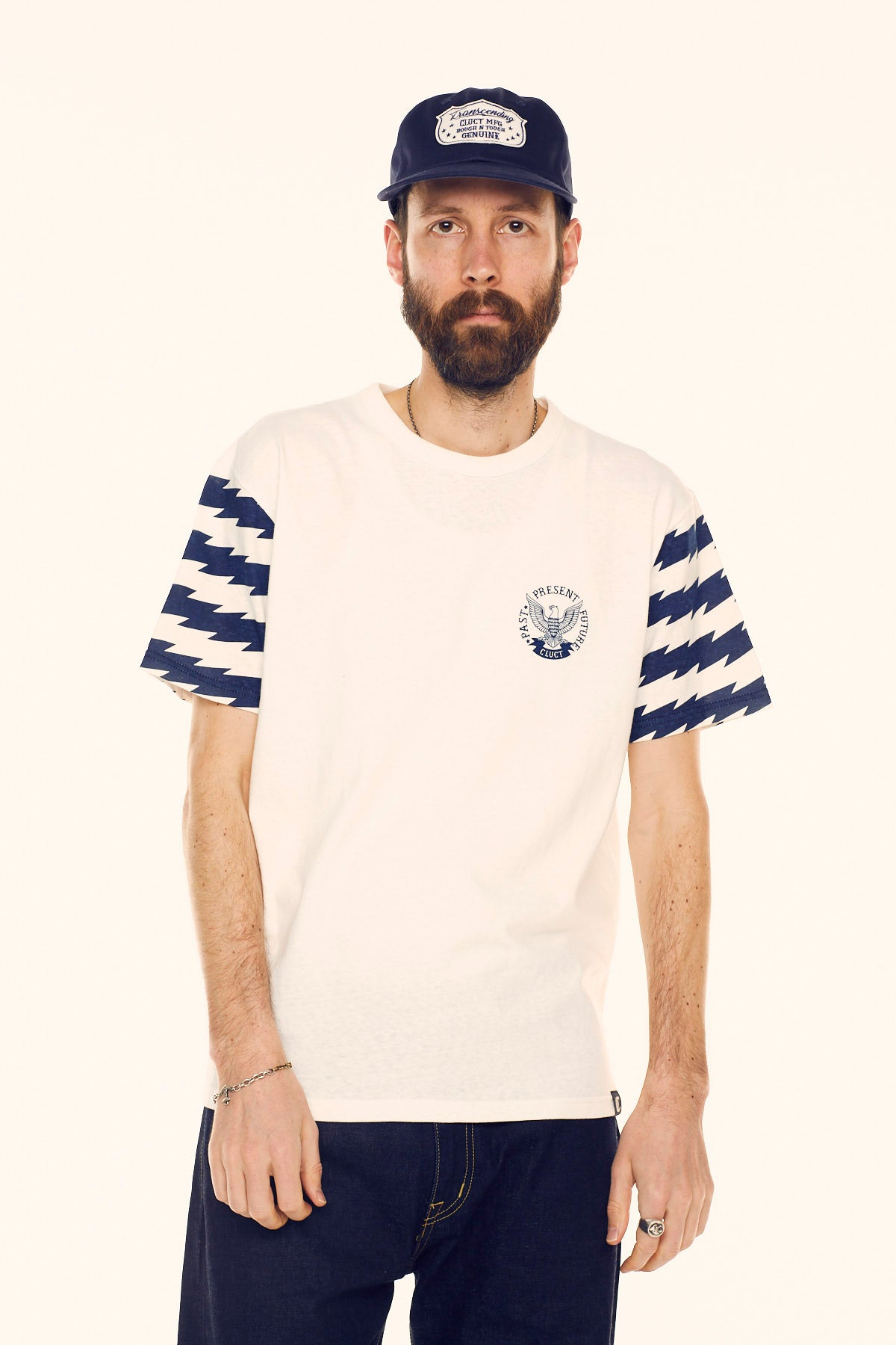 ORIGINAL BORDER COMBINATION TEE