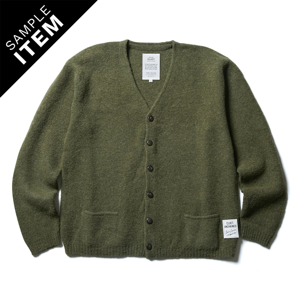 MOHAIR CARDIGAN_SAMPLE