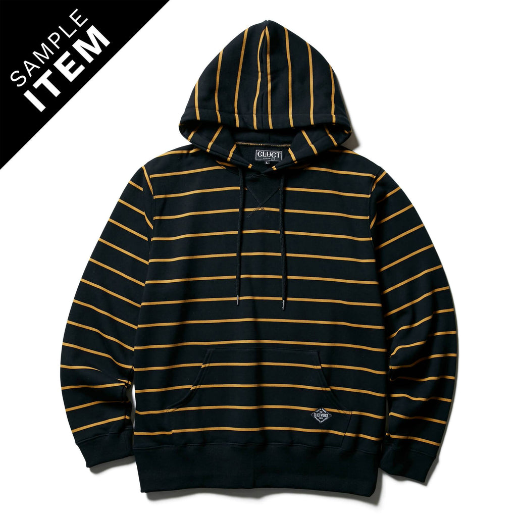 ORIGINAL STRIPE PARKA_SAMPLE