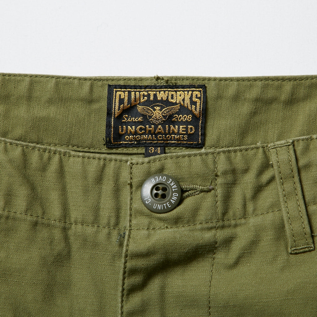 STUDS MILITARY CARGO PANTS_SAMPLE