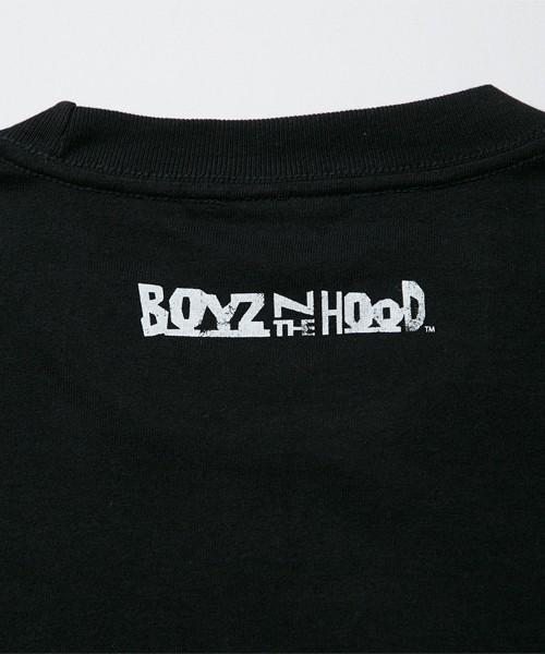 SAMPLE_S/S TEE#B 【CLUCT×BOYZ N THE HOOD】