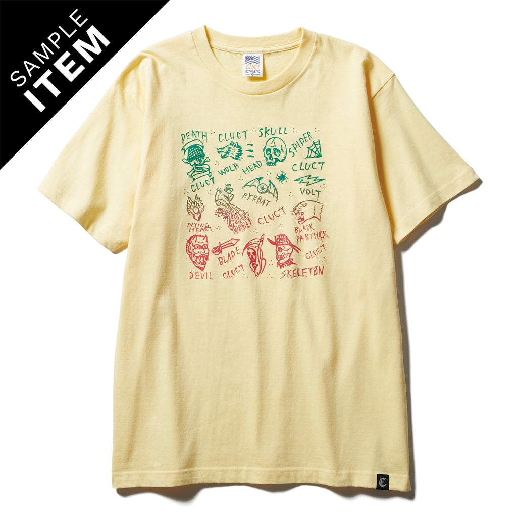 S/S TEE SKETCH_SAMPLE